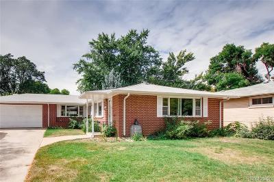 Longmont Single Family Home Active: 1227 Grant Street