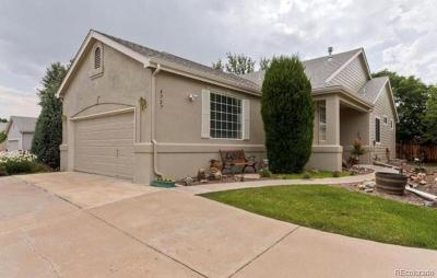 Littleton Single Family Home Active: 4927 South Oak Court