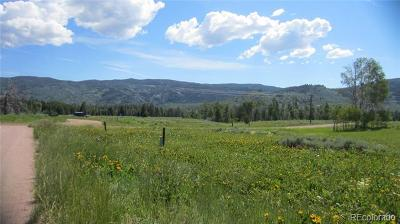 Oak Creek Residential Lots & Land Active: 20985 Filly Trail