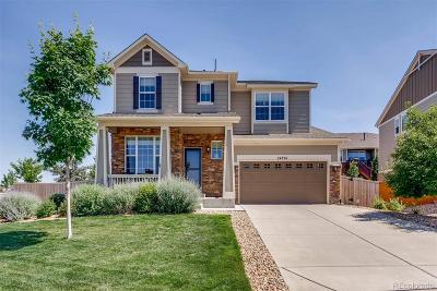 Aurora Single Family Home Active: 24396 East Platte Place
