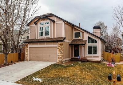 Douglas County Single Family Home Active: 11201 Haxtun Court