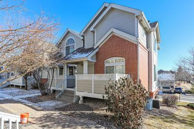 Aurora Condo/Townhouse Under Contract: 2247 South Pitkin Way #D