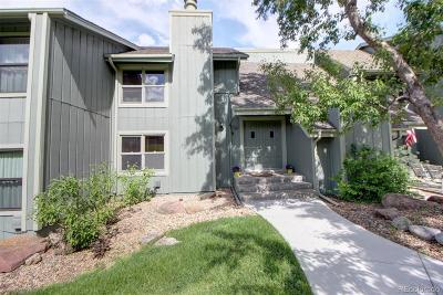 Boulder Condo/Townhouse Under Contract: 14 Benthaven Place