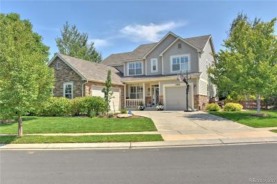 Broomfield Single Family Home Under Contract: 13858 Teal Creek Drive