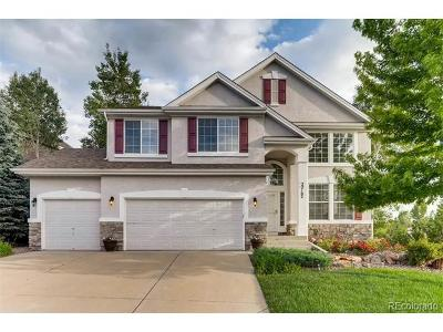Aurora, Denver Single Family Home Active: 22102 East Ida Place