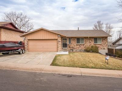 Lakewood CO Single Family Home Active: $449,000