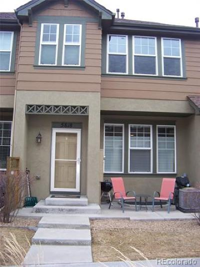 Littleton Condo/Townhouse Active: 5818 South Urban Way