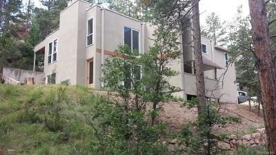 Larkspur CO Single Family Home Under Contract: $439,000