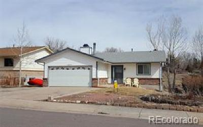 Lakewood CO Single Family Home Sold: $450,000