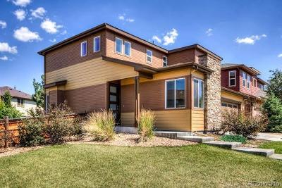 Commerce City Single Family Home Active: 10524 Salida Street