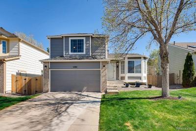 Castle Rock Single Family Home Active: 5288 Galena Avenue