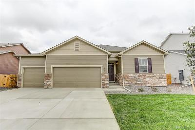 Castle Rock Single Family Home Under Contract: 2286 Echo Park Drive