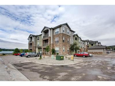 Plum Creek, Plum Creek Fairway, Plum Creek South Condo/Townhouse Under Contract: 1575 Olympia Circle #107