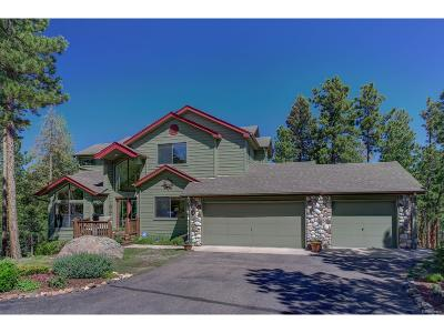 Evergreen Single Family Home Active: 7182 Pinewood Drive