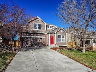 Superior Single Family Home Under Contract: 2931 Castle Peak Avenue