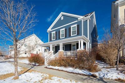 Denver Single Family Home Active: 3152 Fulton Street