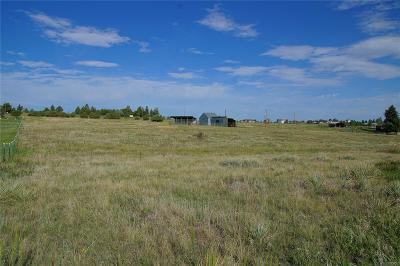 Parker CO Residential Lots & Land Active: $249,950