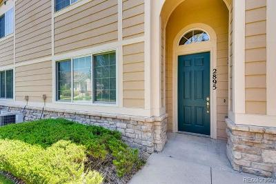 Lafayette Condo/Townhouse Active: 2895 Whitetail Circle