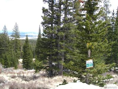 Park County Residential Lots & Land Active: 724 Puma Place