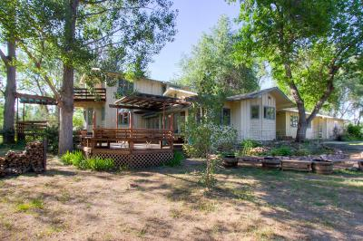 Boulder Single Family Home Active: 7945 N 41st Street