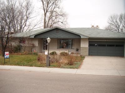 Longmont Single Family Home Under Contract: 1513 Drake Street
