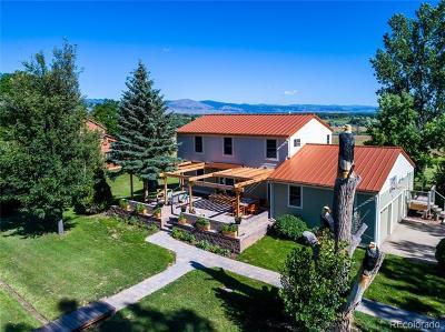 Boulder Single Family Home Active: 7865 Arlington Drive
