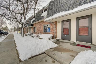 Aurora Condo/Townhouse Active: 15109 East Wesley Avenue