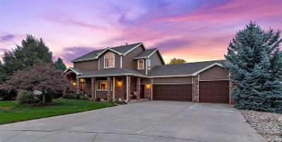 Loveland Single Family Home Under Contract: 707 Valley View Road