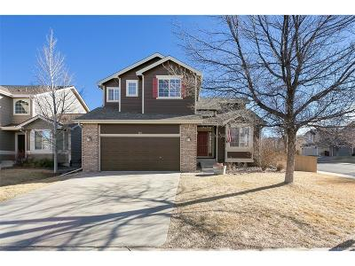 Highlands Ranch Single Family Home Under Contract: 301 Kingbird Circle