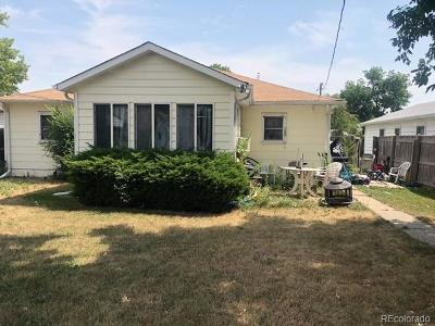 Single Family Home Active: 1675 Yukon Street