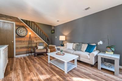 Arvada Condo/Townhouse Under Contract: 7904 Chase Circle #146