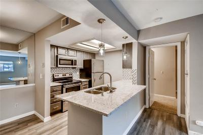 Englewood Condo/Townhouse Under Contract: 9222 East Arbor Circle #C