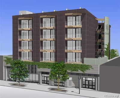 Denver Condo/Townhouse Active: 958 North Lincoln Street #202