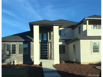 Littleton Single Family Home Active: 8652 South Wadsworth Court
