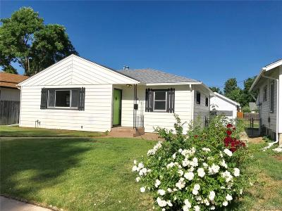 Englewood Single Family Home Under Contract: 4407 South Logan Street