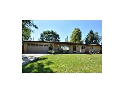 Lakewood Single Family Home Under Contract: 7470 Pike View Court