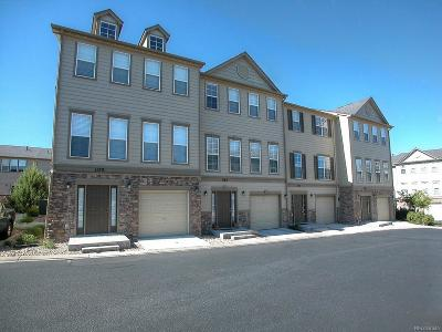 Monument Condo/Townhouse Under Contract: 1191 Autumn Star Point