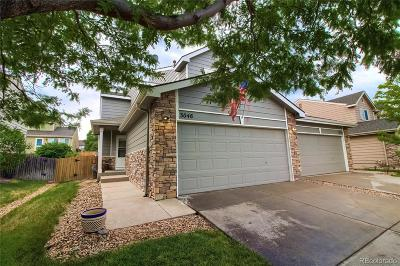 Northglenn Condo/Townhouse Under Contract: 3046 East 106th Place