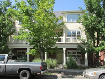 Denver CO Condo/Townhouse Active: $495,000