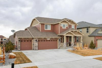 Parker Single Family Home Active: 20795 Prairie Song Drive