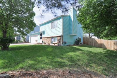 Aurora Single Family Home Under Contract: 4896 South Pagosa Circle