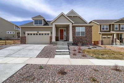 Arvada Single Family Home Under Contract: 20017 West 95th Avenue