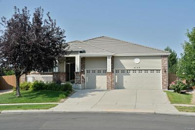 Brighton Single Family Home Active: 4120 Combine Place