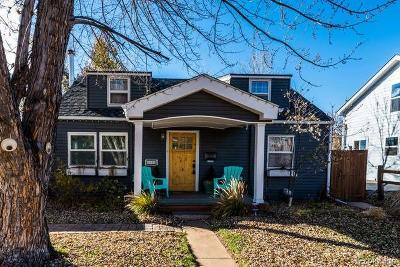 Englewood Single Family Home Under Contract: 4609 South Pearl Street