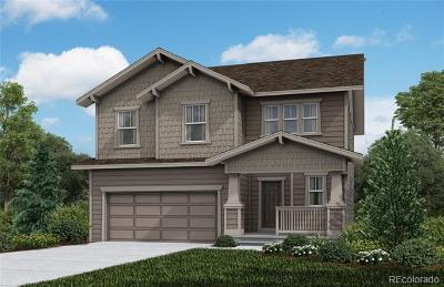 Weld County Single Family Home Active: 4584 North Bend Way