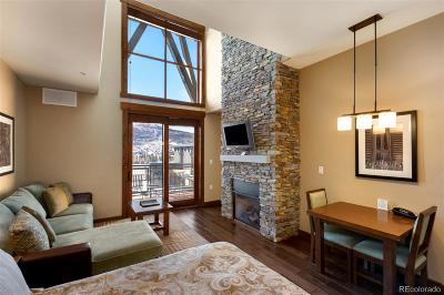 Steamboat Springs Condo/Townhouse Under Contract: 1175 Bangtail Way #5108