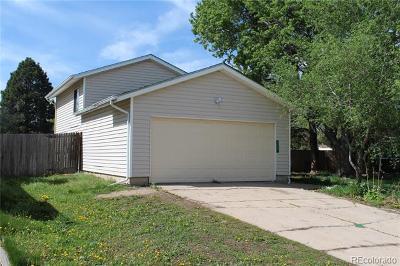 Aurora, Denver Single Family Home Active: 4267 South Naples Way
