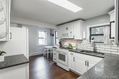 Denver Single Family Home Active: 5510 Clay Street