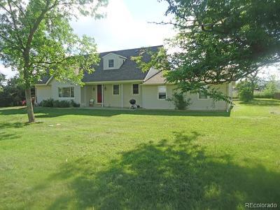 Berthoud Single Family Home Active: 2401 South County Road 23e