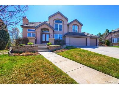Lone Tree CO Single Family Home Active: $997,500